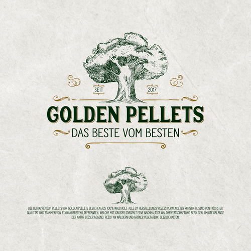 Logo for Golden Pallets
