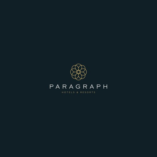 Simple Logo for Luxury Hotel & Resort