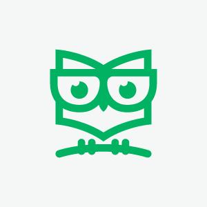 Design a clean/minimal logo for tutor advertising platform