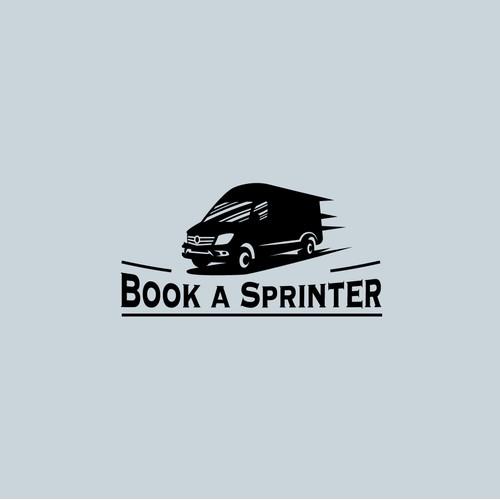 Book A Sprinter Logo