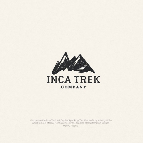 Inca Trek Company Needs A Logo Fit For A Once-In-A-Lifetime Adventure