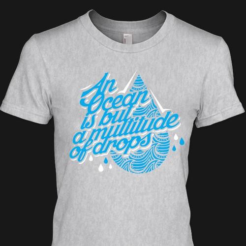Create an Original, Inspirational T-Shirt Design for ThePeopleProject.com