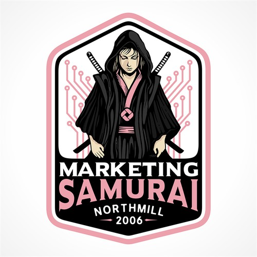 Logo for our Marketing Team