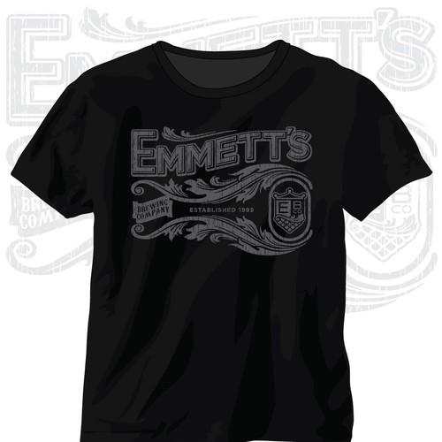 Award-Winning Brewpub Needs T-Shirt Designs