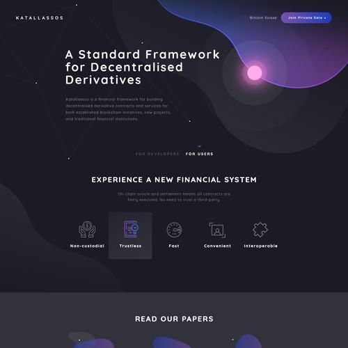 Blockchain Framework Design Concept