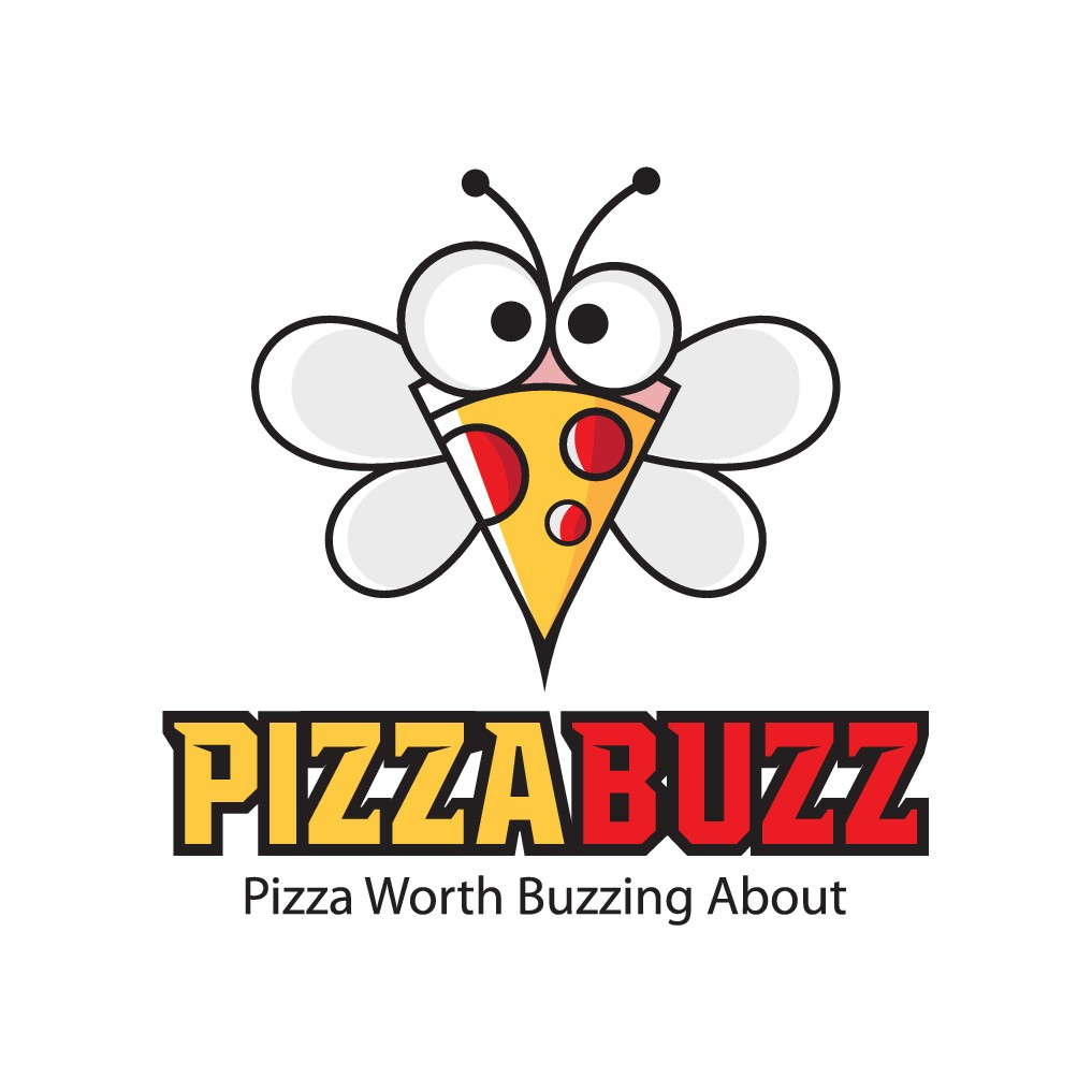 Pizza Buzz New Logo without the bee