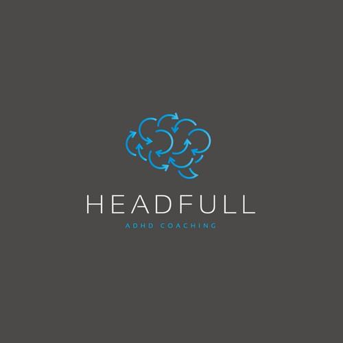 Logo design for ADHD coaching