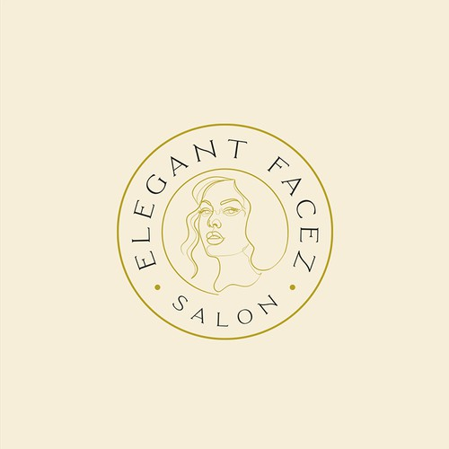 ELEGANT FACE SALON | LOGO DESIGN CONCEPT