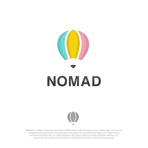 Hot Air Balloon Pencil - NOMAD