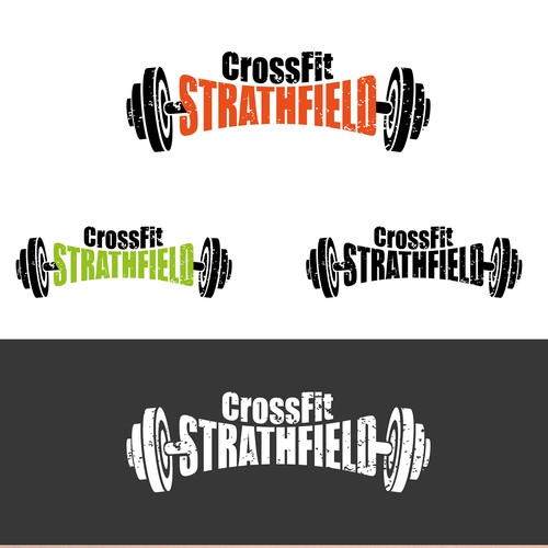 Create our CrossFit gym logo and website