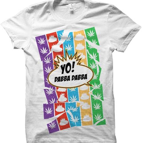 Yo Dabba Dabba Tshirt Design