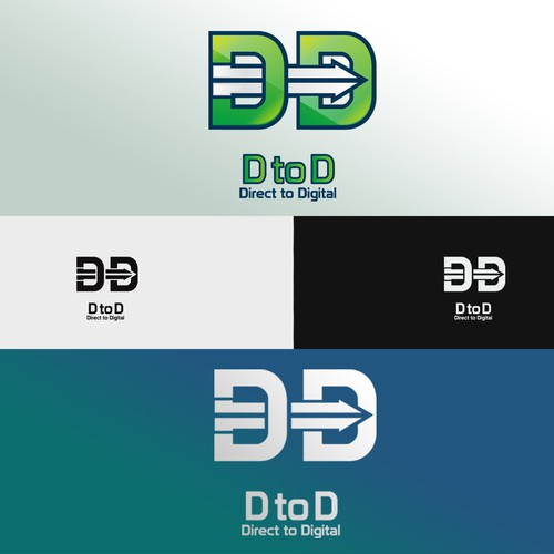 D to D