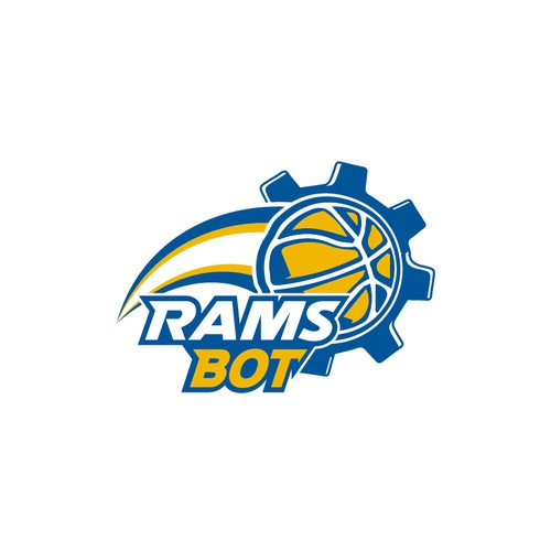 Logo for a Basketball Playing Robot!