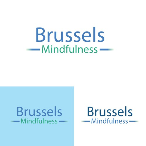 Simple LOGO For Brussels Mindfulness