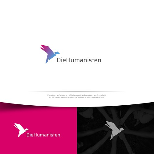 Simple, impactful logo for a German political party