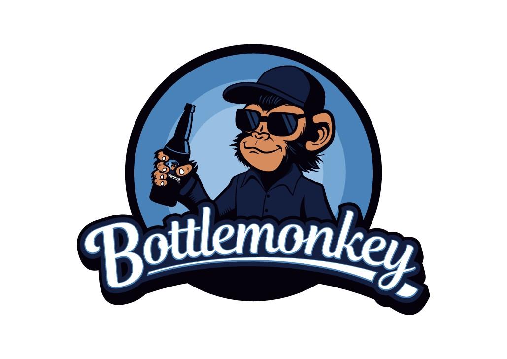 Bottlemonkey looking for bad ass friendly monkey logo!