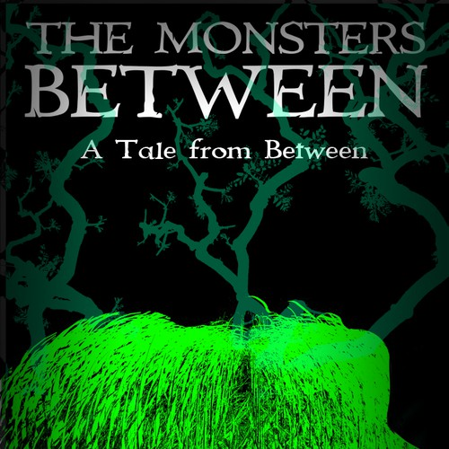 Create a cover for a new spooky, fairytale-fantasy novel