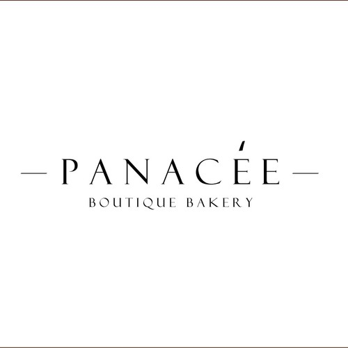 Logo for bakery shop