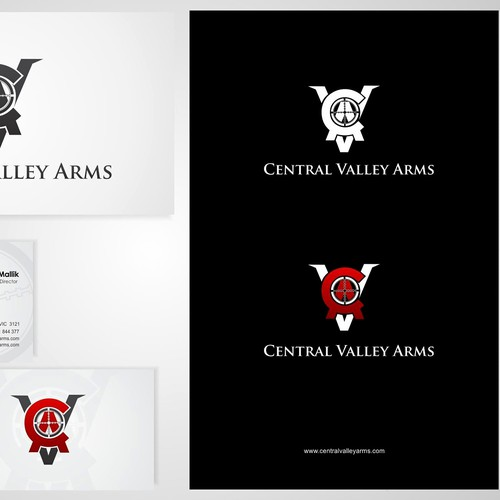 Central Valley Arms logo