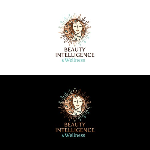 Logo for alternative beauty studio AND personal designer