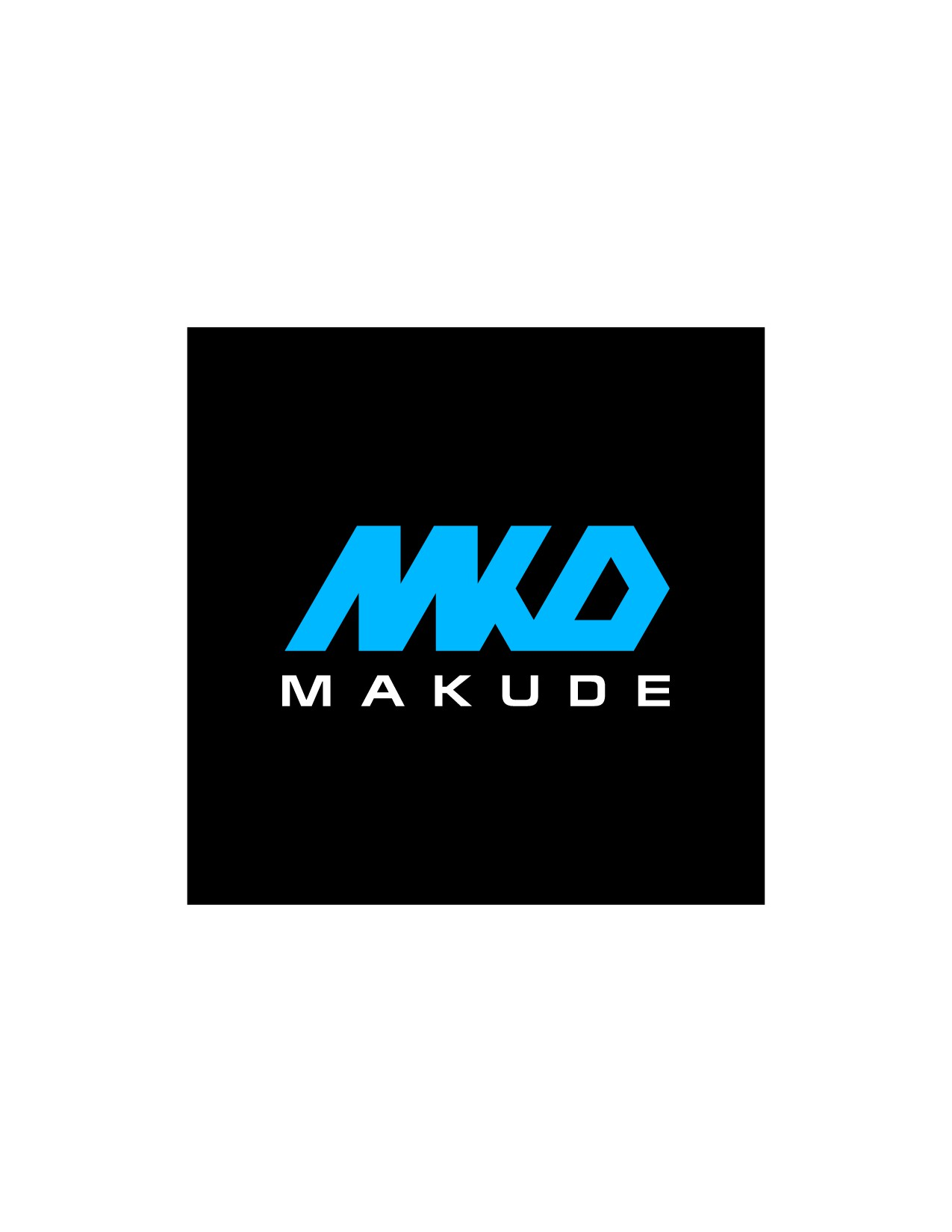 Create a strong brand identity with a logo for Makude
