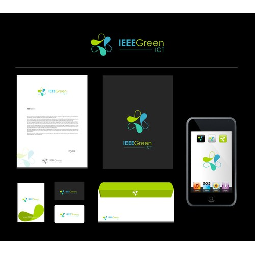 Show your green side, create a logo to represent IEEE's Green ICT focus