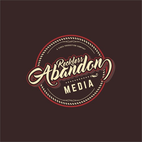 LOGO FOR RECKLESS ABANDON MEDIA
