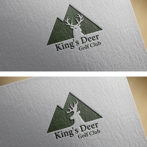 King's Deer Golf Club logo