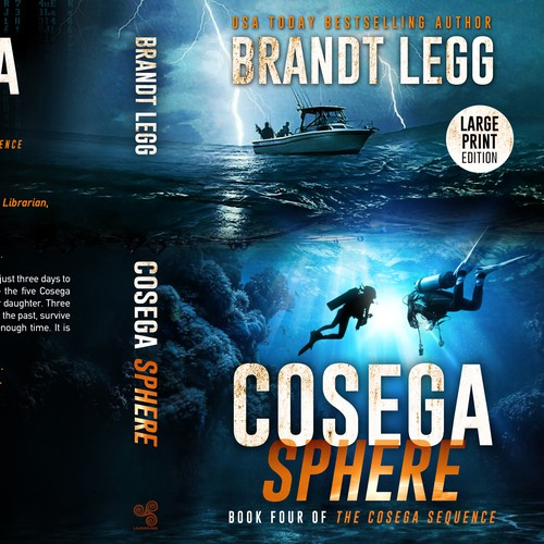 Cosega Search - Book Four of The Cosega Sequence