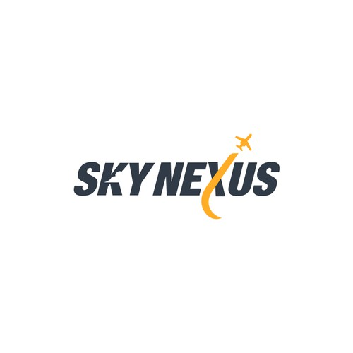 Trusted Logo Concept for Sky Nexus