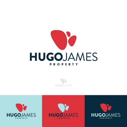 Help Hugo James Property with a new logo