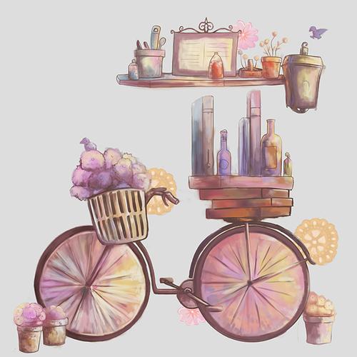 Bakery Mural Art