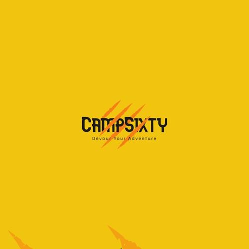 CampSixty Logo Concept