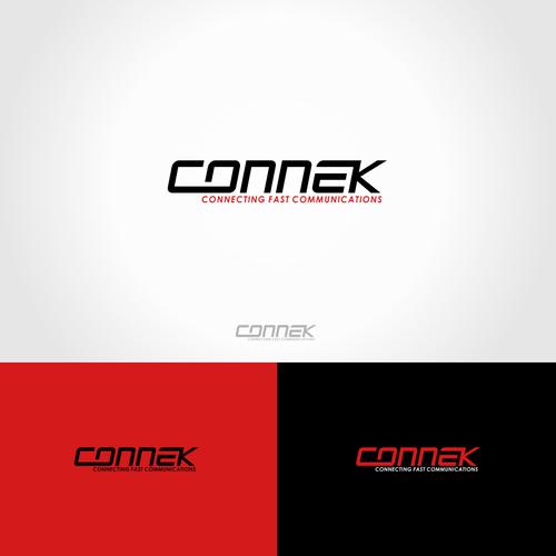 Create a cool logo for a telecommunications company!