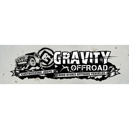 signage for Gravity Offroad
