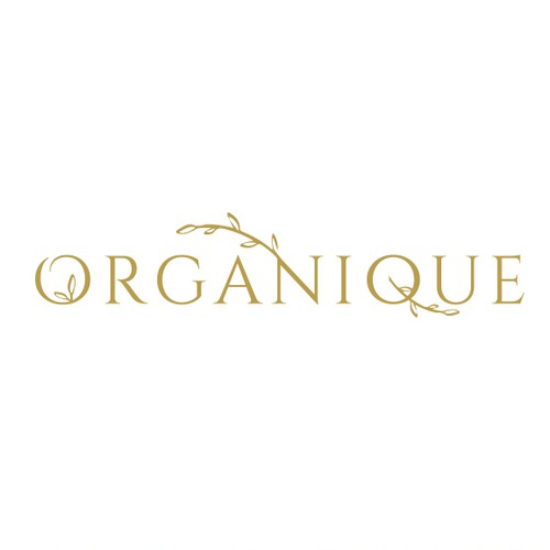 logo design for organic cosmetics