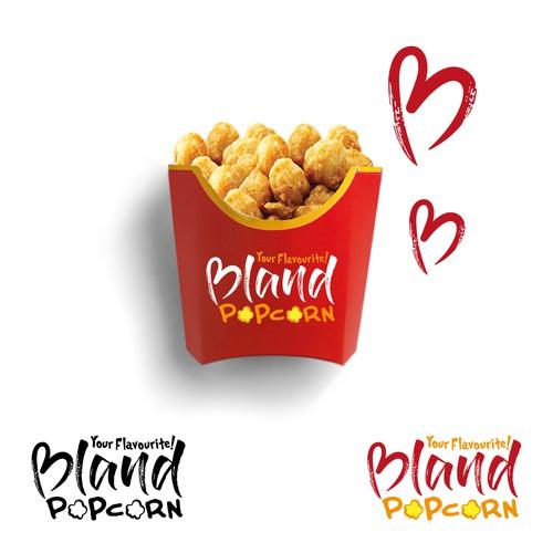 Bland Popcorn