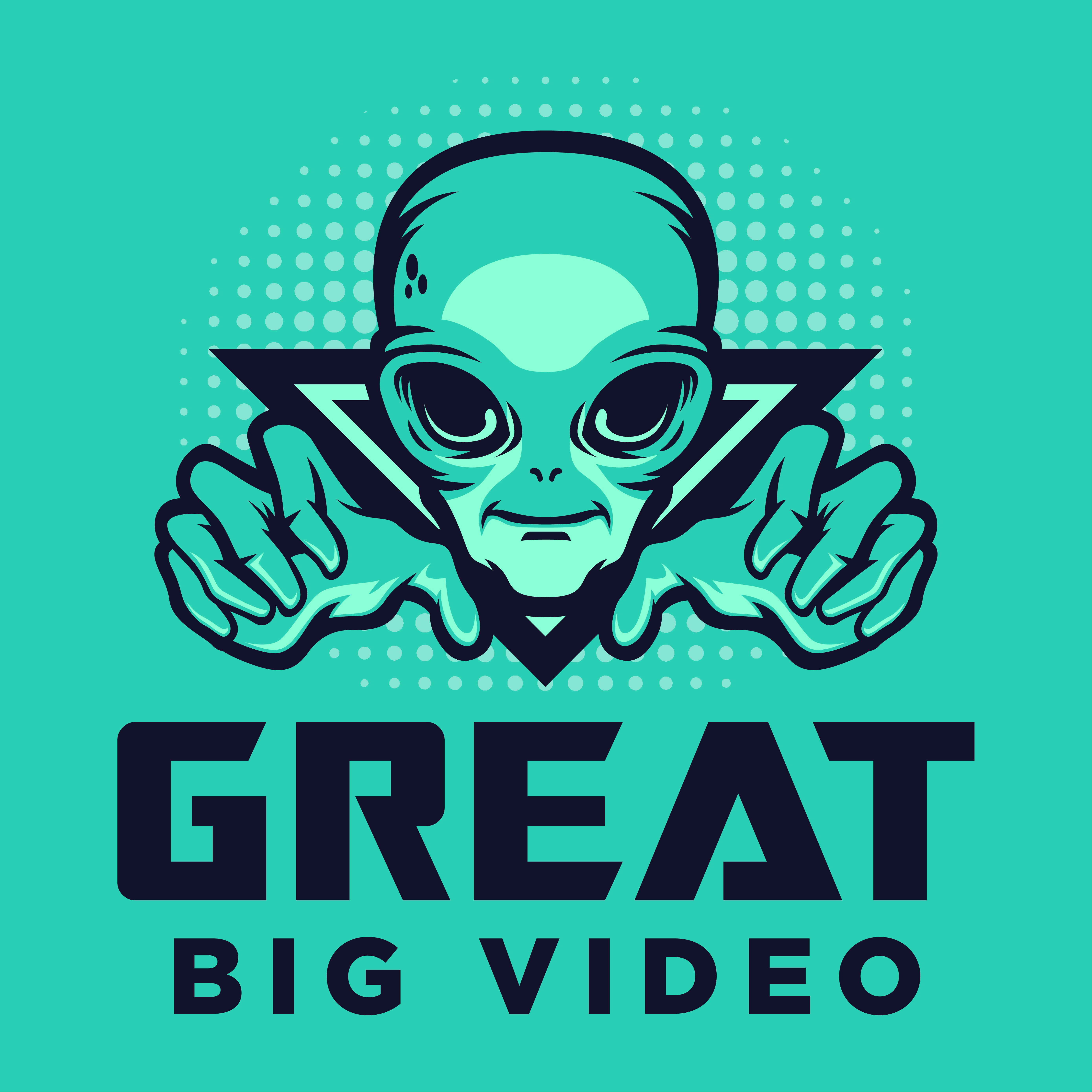 Great Big Video - Logo and Brand Design