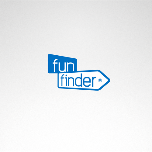 "Logo proposal for ""FunFinder"""