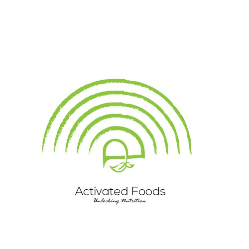 Design a logo for organic products