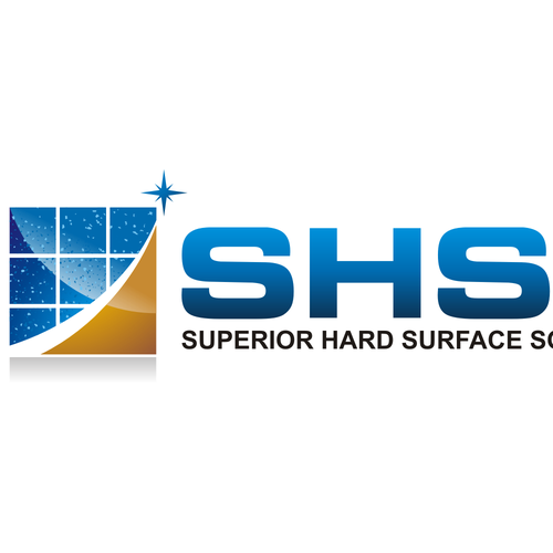Superior Hard Surface Solutions or SHSS needs a new logo