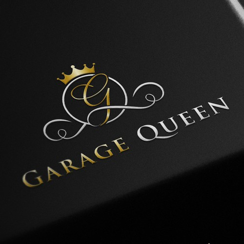 Luxury logo for Garage Queen