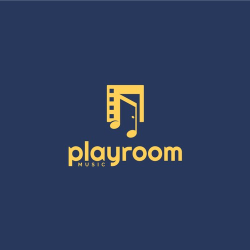 logo for new music library