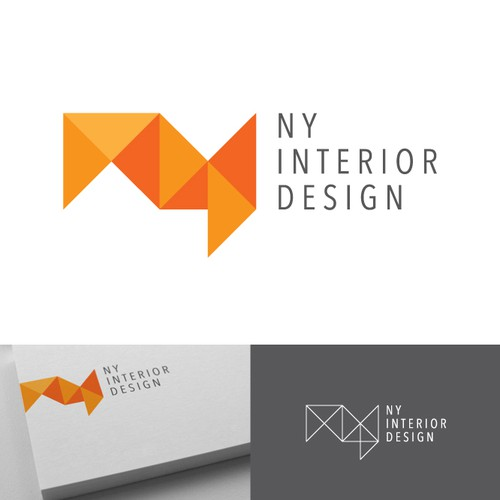 Space concept for interior design firm