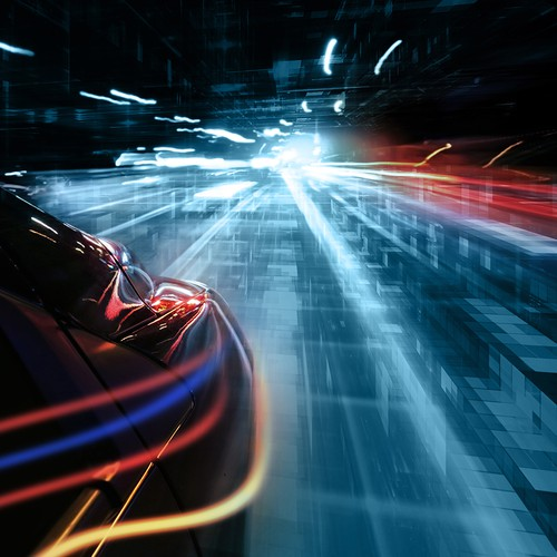 Racing Cars digital theme