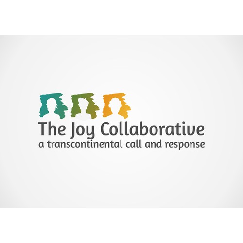 Logo design for international arts organization:  The Joy Collaborative
