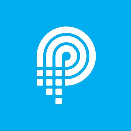 P logo concept