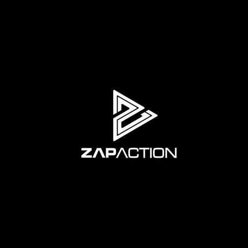 ZAPACTION: A Logo for a New Technology Company (Camera, Racing, Big Data)