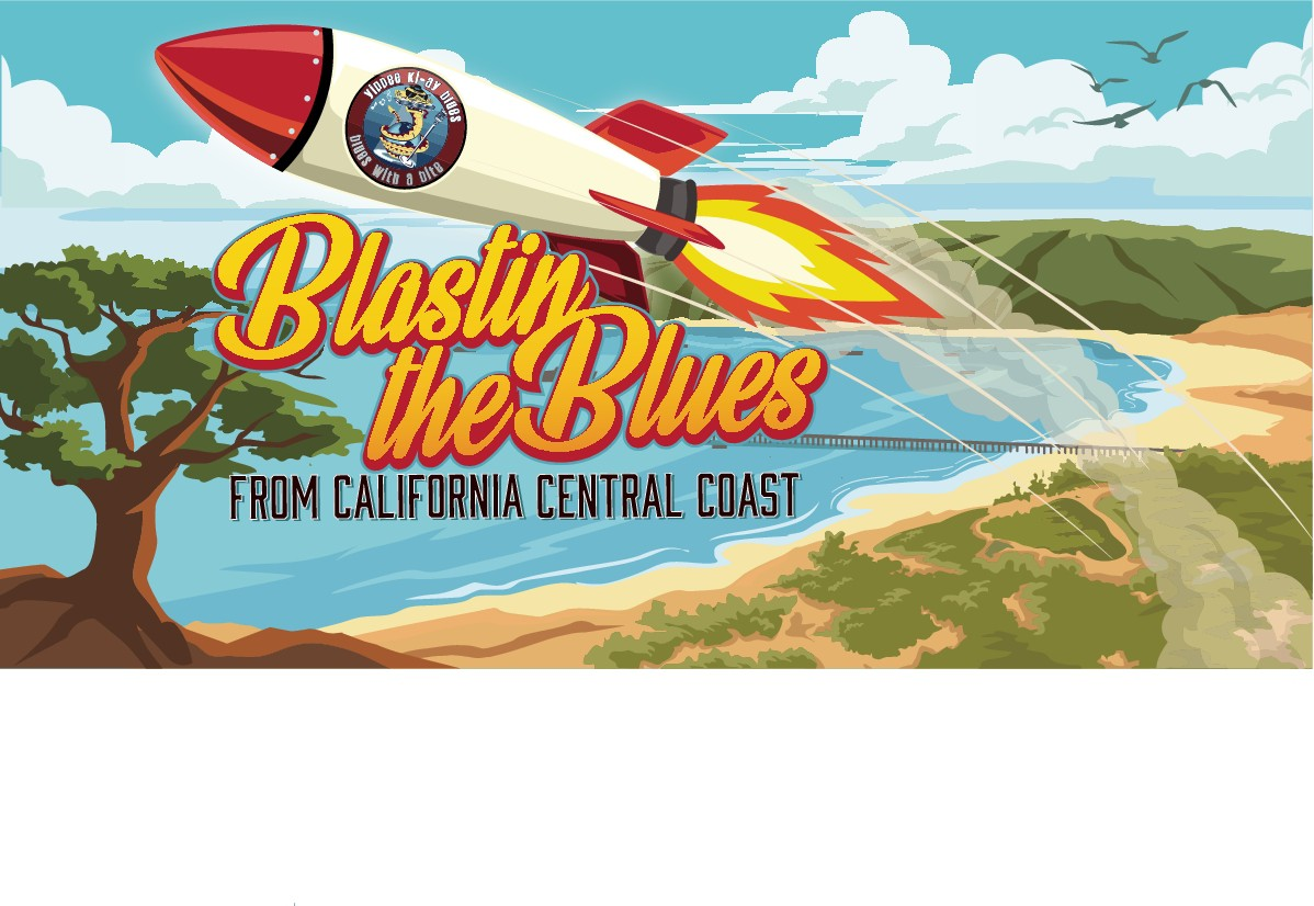 Yippee Ki-Ay Blues Event Banner