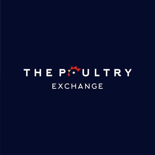 Logo concept for The Poultry Exchange